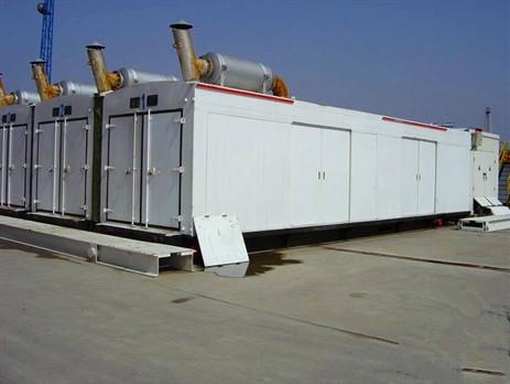 移动发电站单台机组带负载运行(不并机不并网)时不用