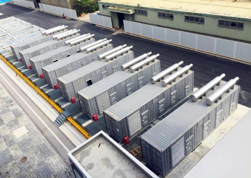 康明斯电力用户发电机组安装现场.jpg